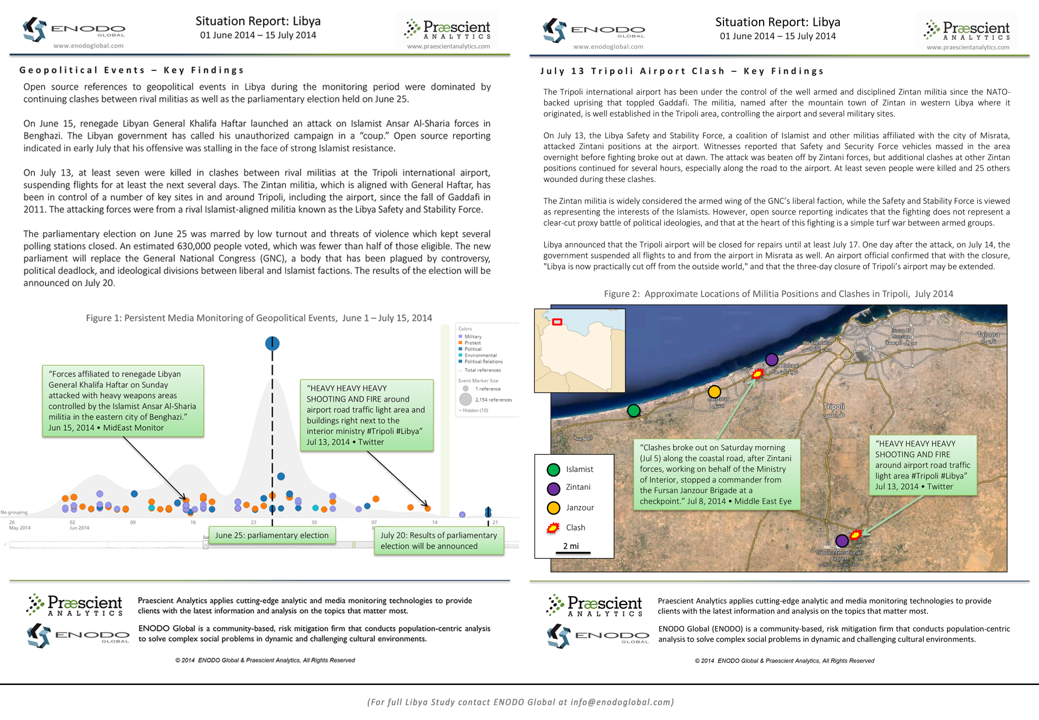 SitRep-Libya-June-July-2014
