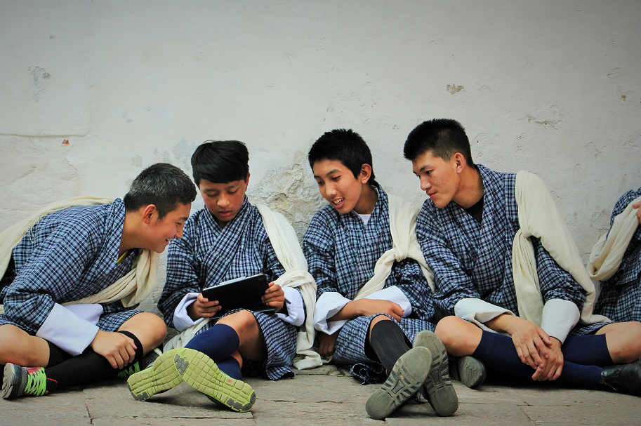 Bhutan_Social_Media