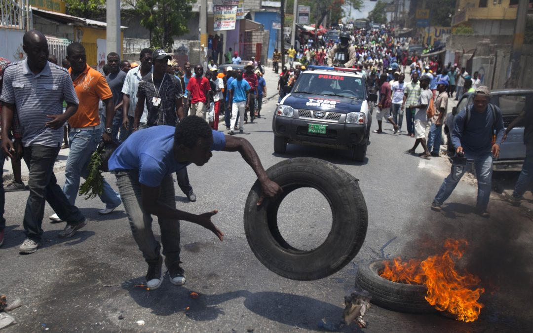 Martelly Shuffles the Deck: The Haitian People Protest