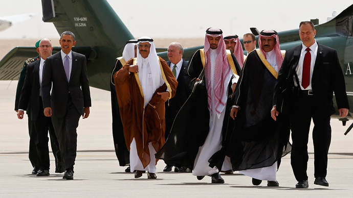 Times are changing for Saudi Arabia