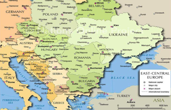 Post-Brexit Investment in Central and Eastern Europe