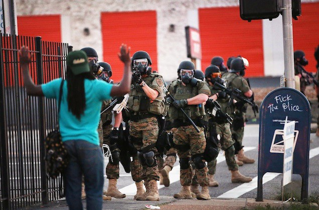 Connecting Crime, Civil Unrest, and Failed Community-Police Relations