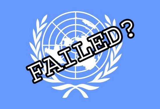 A Forced Farewell: Why the UN Needs to Go