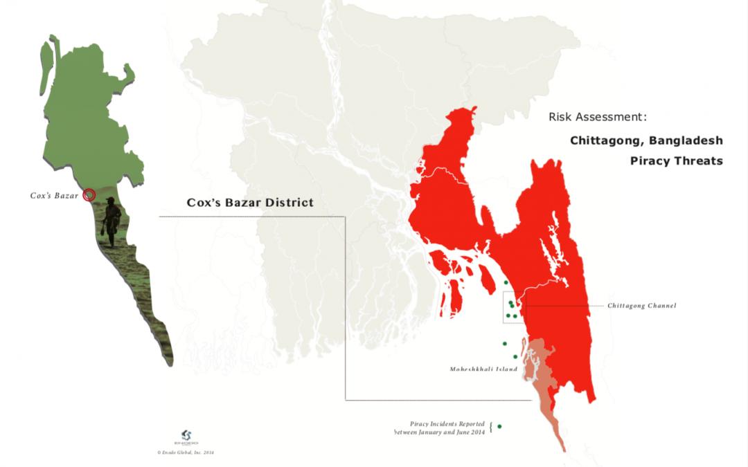 Bangladesh Piracy Threats