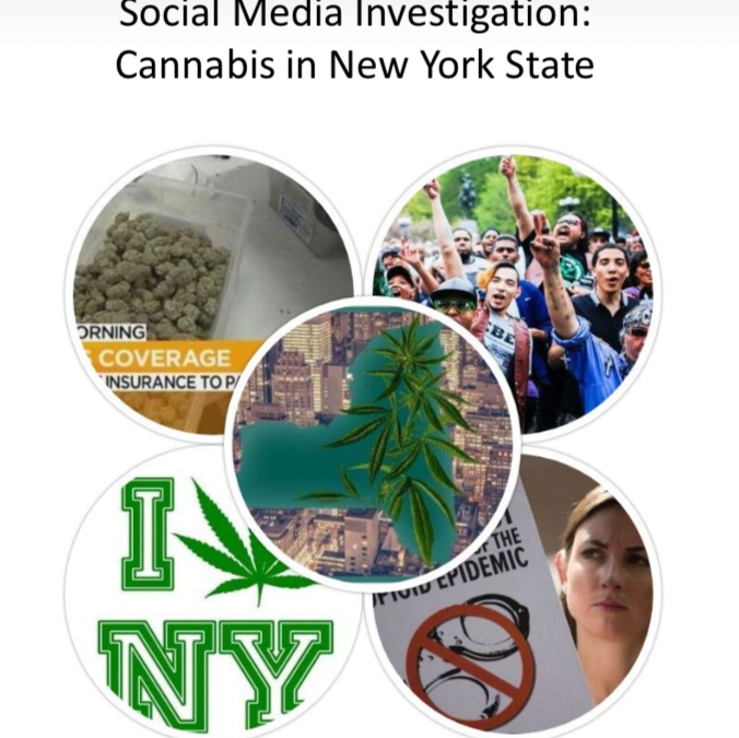 Social Media Investigation: New York Cannabis