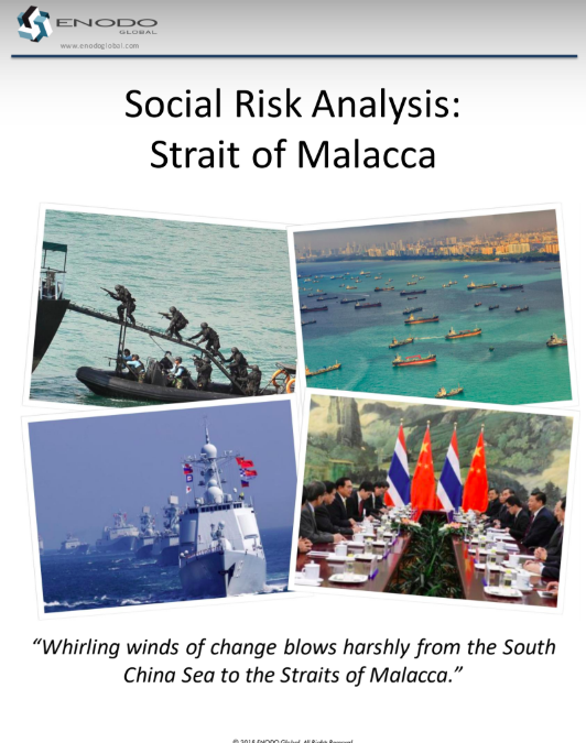 Social Risk Analysis:                             Malacca Straits
