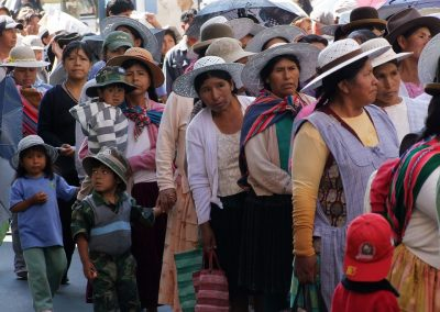 Constituent Analysis: Bolivia