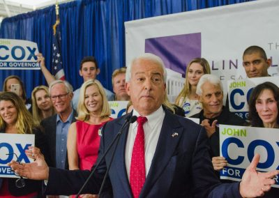 Constituent Analysis: California Gubernatorial Election