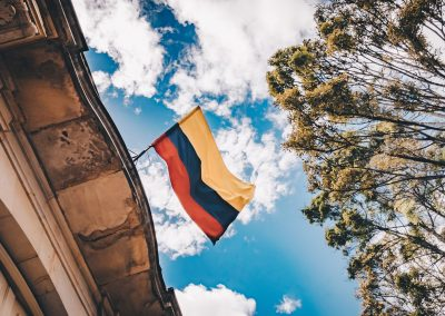 Social Media Exploitation: Colombia Presidential Elections
